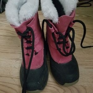 Kids snow boots - $ 10 each